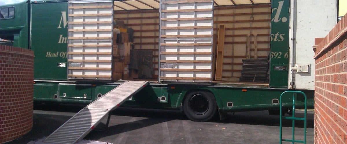 Professional removal company
